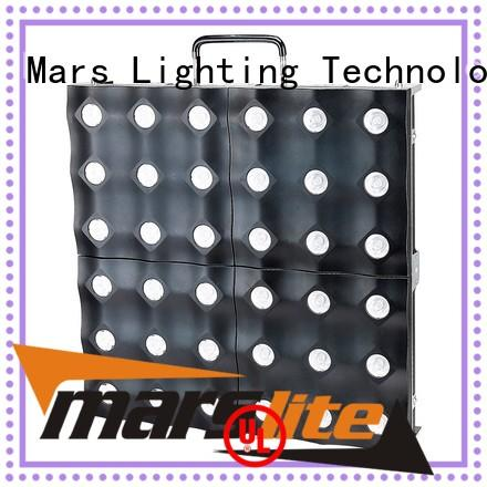 different rgb led matrix stage with RGBW tri-color COB LED fro night bar
