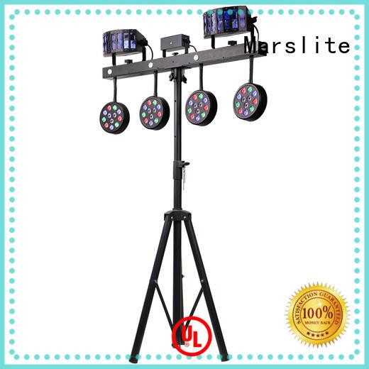Marslite combination party strobe light supplier for KTV