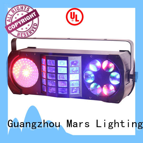 Marslite Multi-effect dj laser lights easy to carry fro night bar