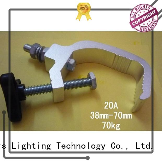 multi-color spotlight on stage clamp manufacturer for transmission