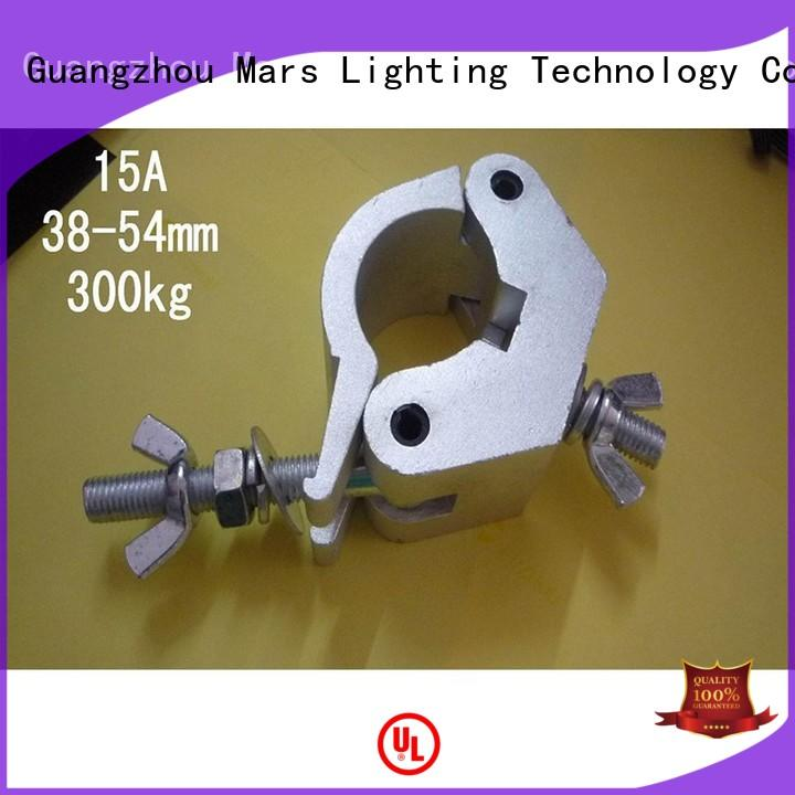hanging stage lighting accessories clamps 80kg Marslite company