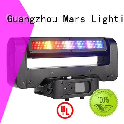 Hot flat cheap dj lights wall Marslite Brand