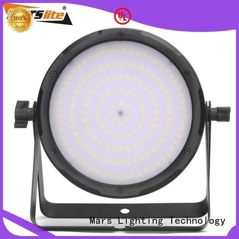 Marslite flat dj light easy to carry for KTV