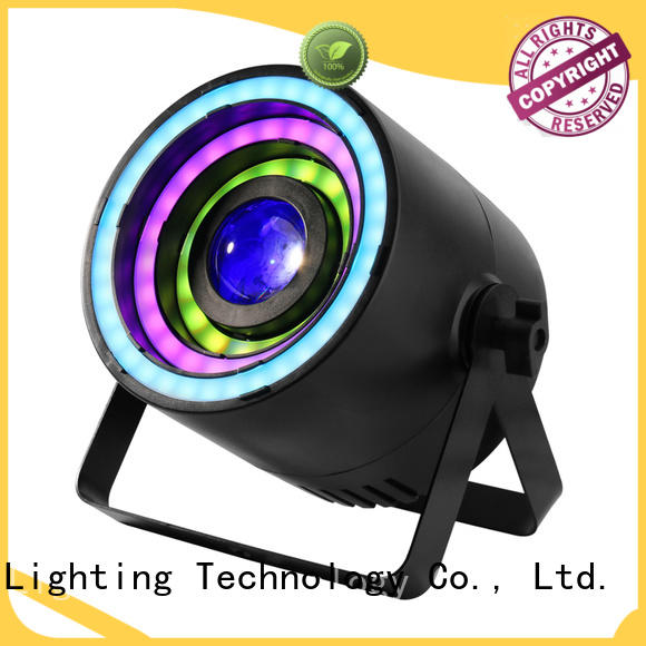 cheap dj lights system rgb lighting Warranty Marslite