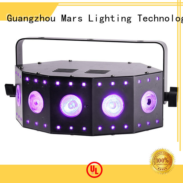Marslite Multi-effect stage lighting equipment to get more effect at the same price for KTV