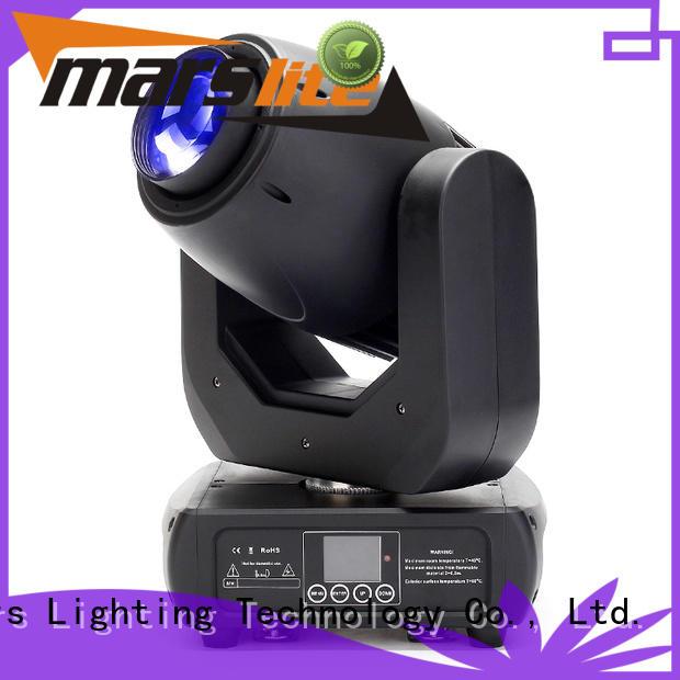 10w Custom light led moving head light trendy Marslite