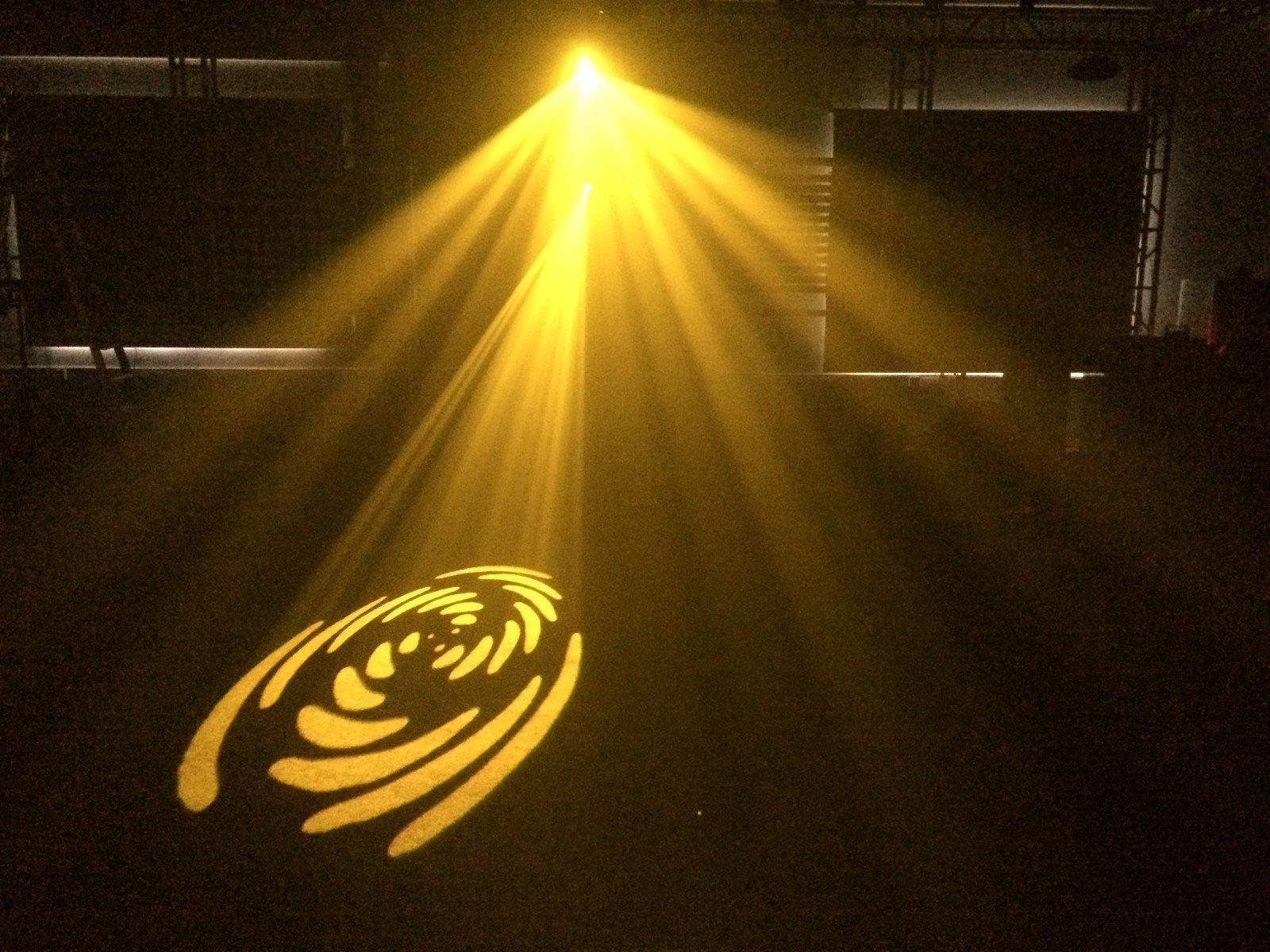 Marslite power led effect light for disco