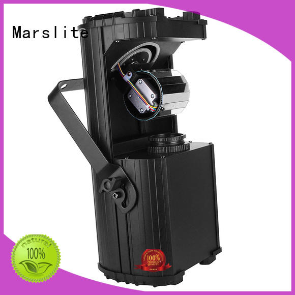Marslite multi-color led light projector customizedeffects for disco