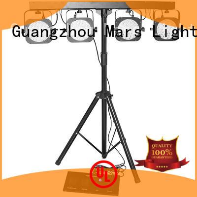 marslite 5x18w led par lights 1218w rgbwauv Marslite company