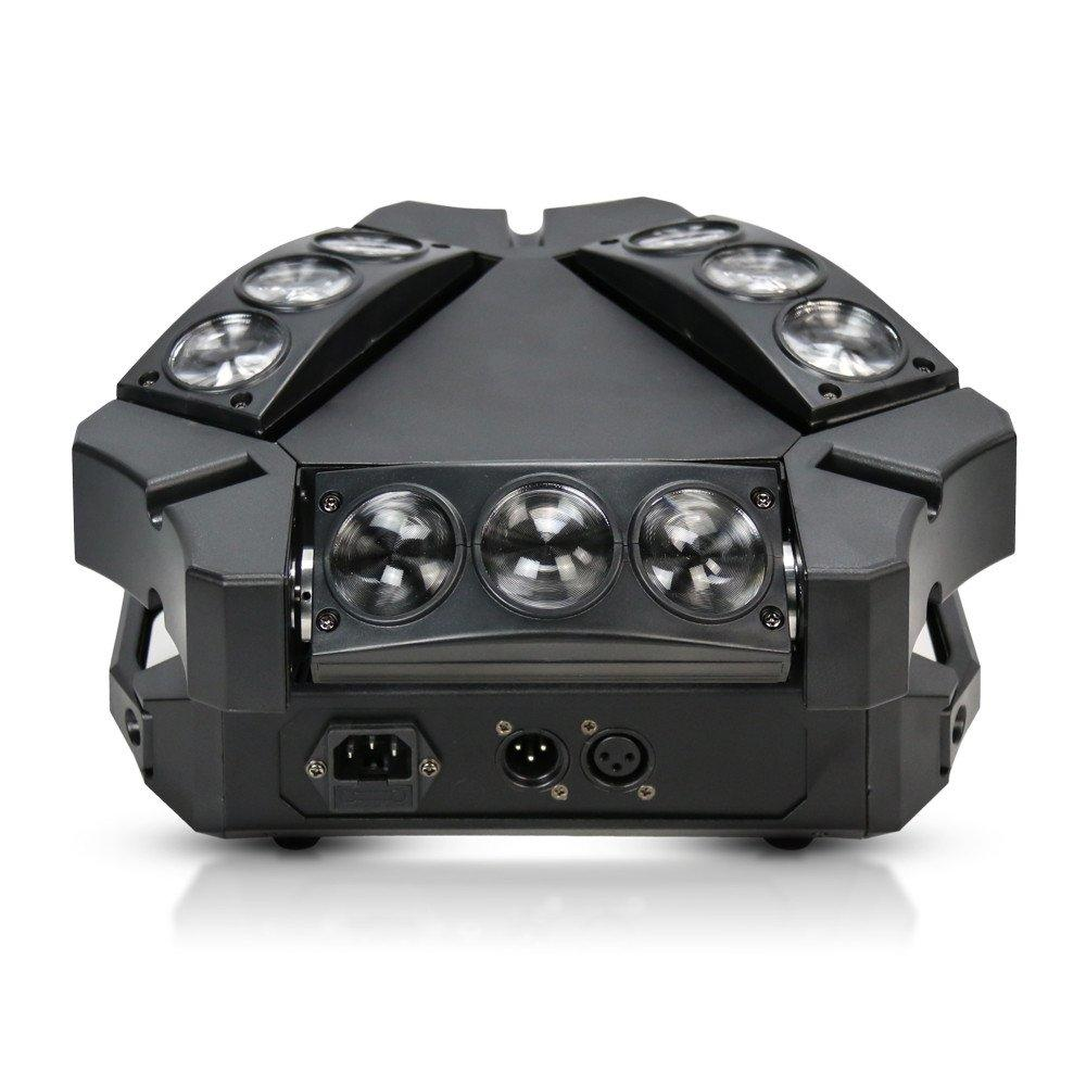 high quality led moving head disco light wheel manufacturer for club-2