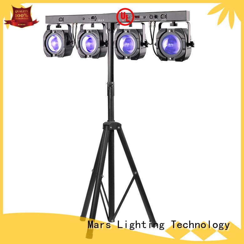 Marslite sunflower dj lighting packages wholesale for KTV