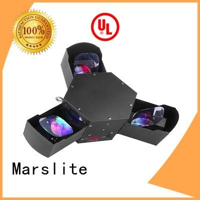 Marslite effect stage lighting and effects with different visual effects for party