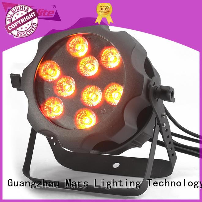 Wholesale rgbwuv 6in1 led par lights Marslite Brand