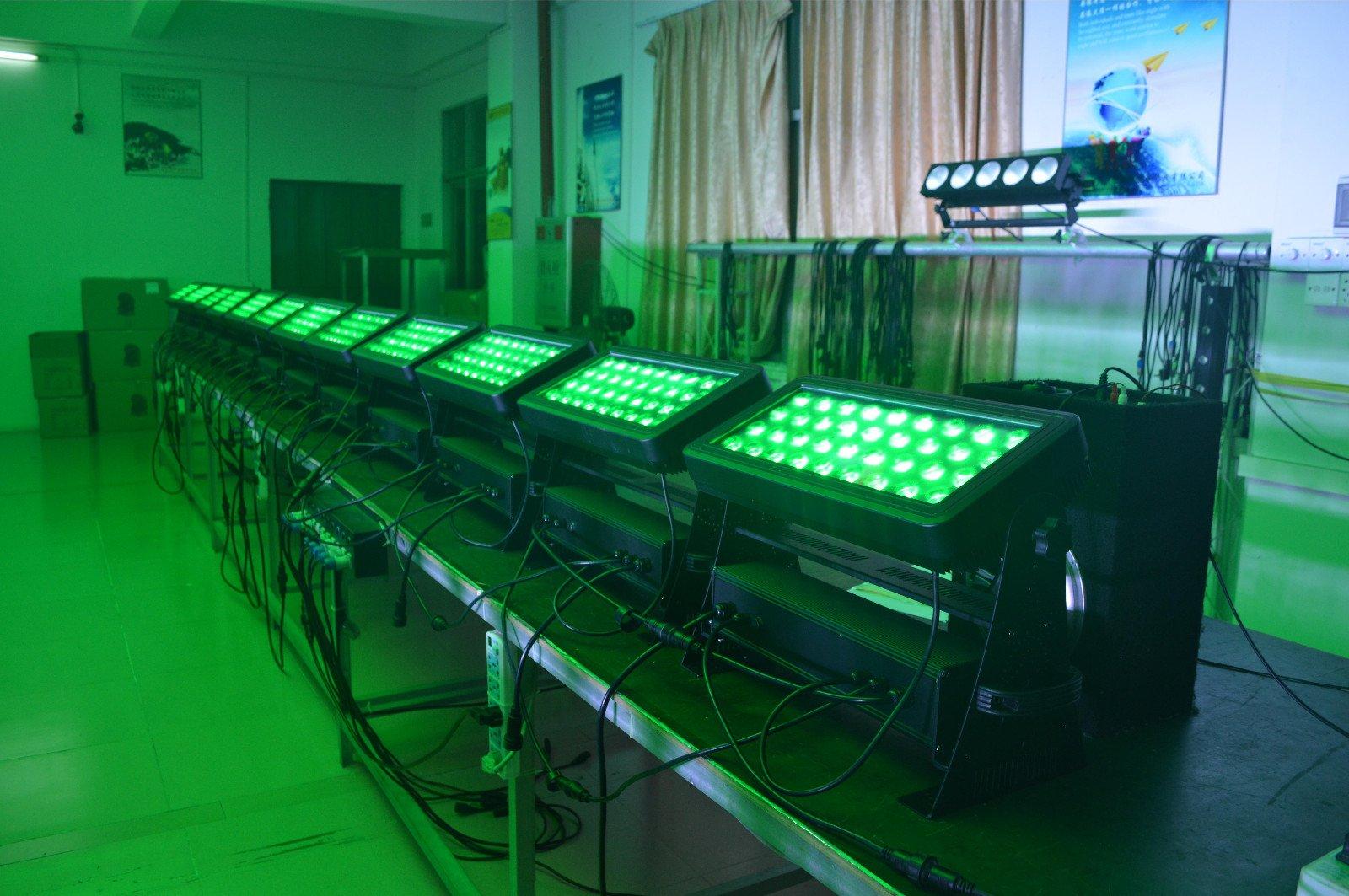 Marslite durable washlight wholesale for mobile DJ-4