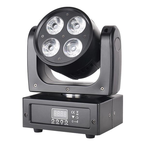 Marslite SIx Color LED Moving Head Light 4X18W RGBWAUV 6in1 MS-CM64 LED Moving Head Series image25