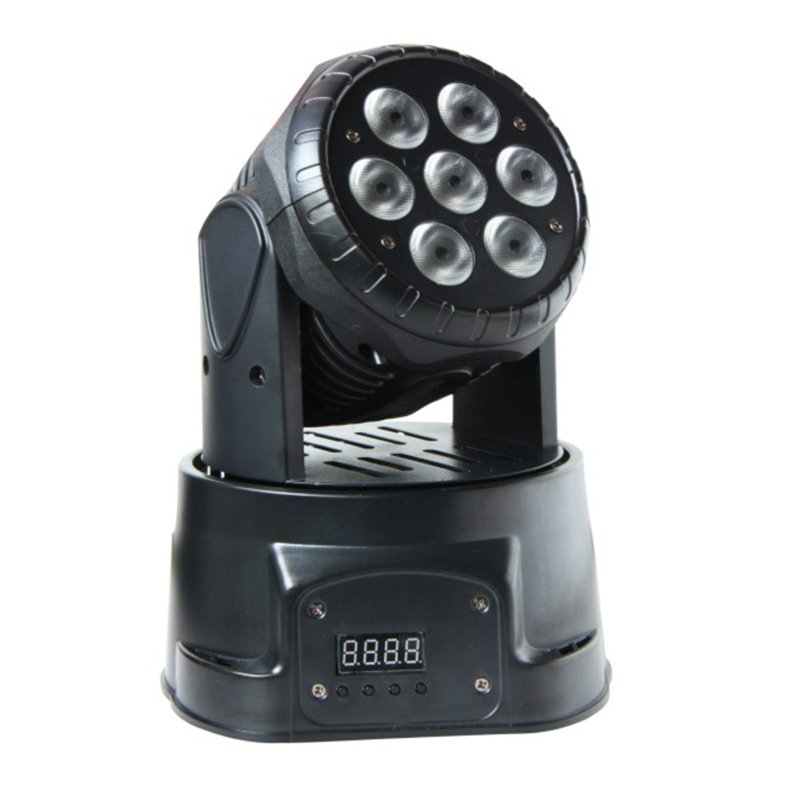 Marslite 7*10W LED Mini Moving Head Light RGBW 4IN1 Color MS-1007 LED Moving Head Series image24