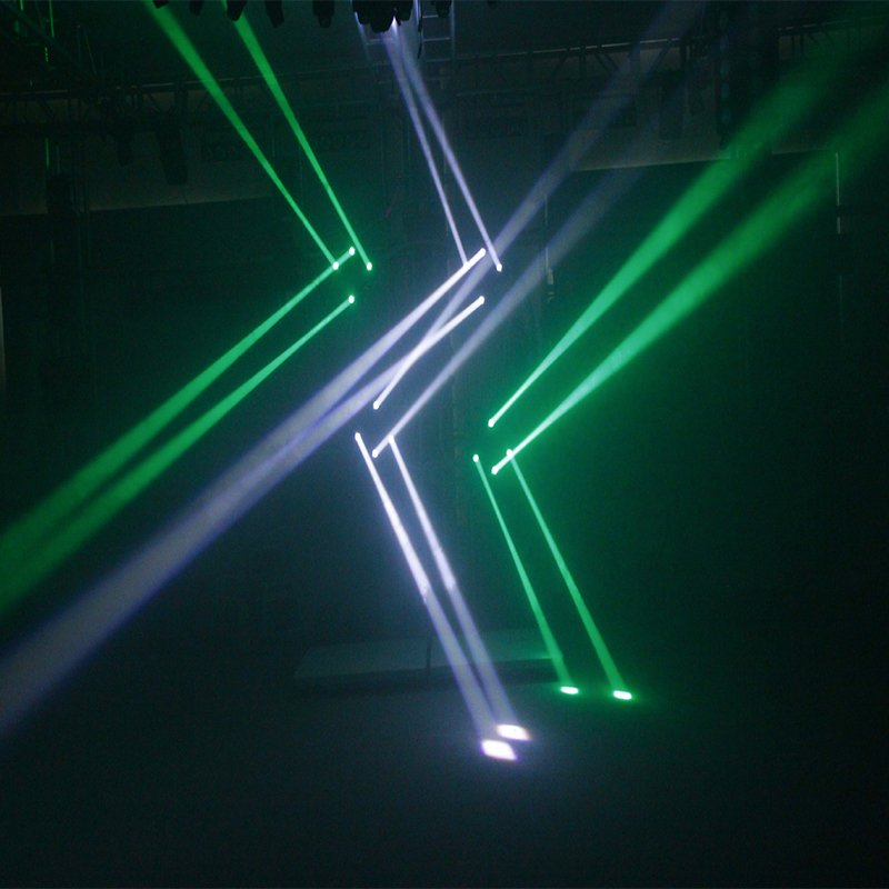 Marslite Square Four Head LED Beam Moving Head  MS-MPQ4 LED Moving Head Series image18