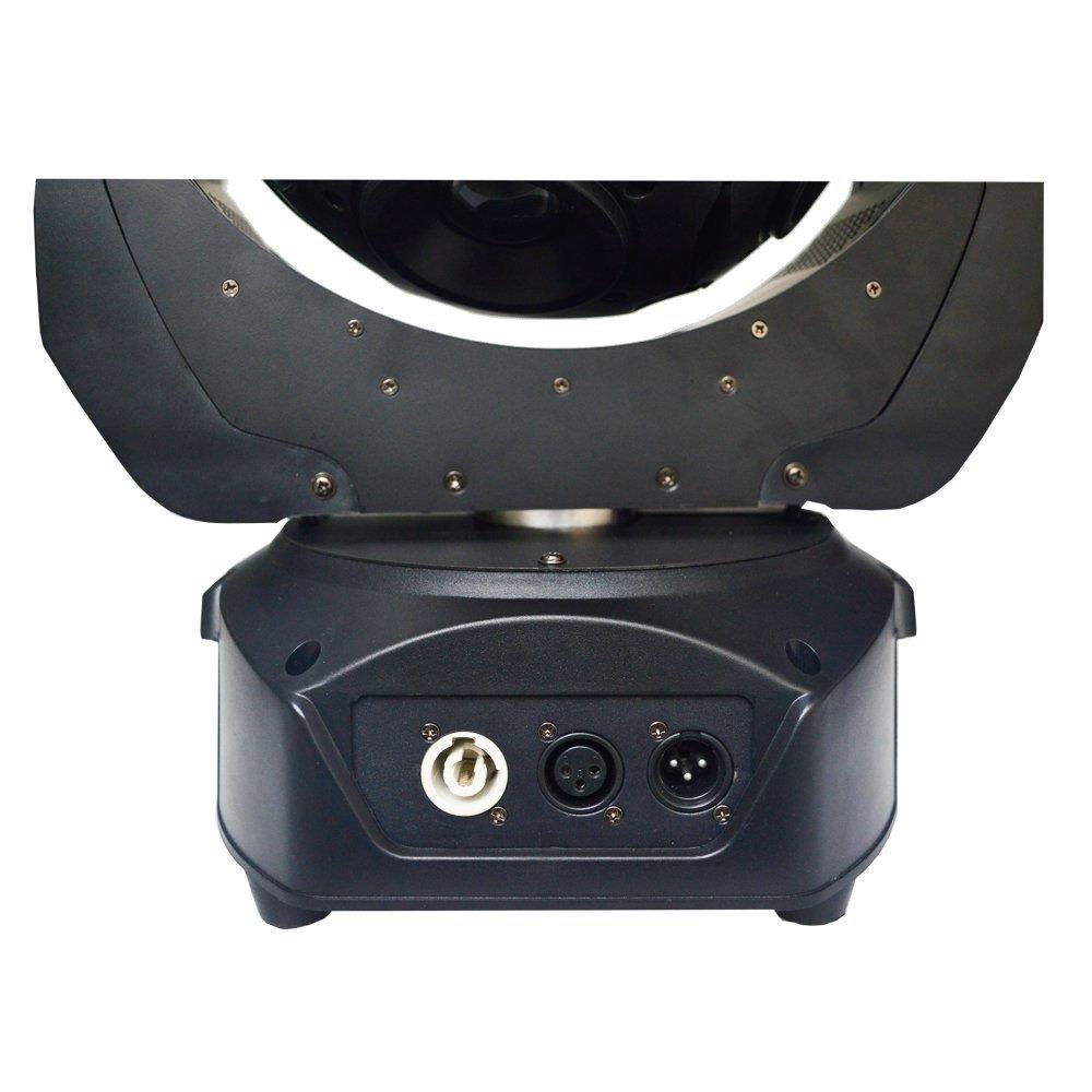 LED Star Ball Moving Head DJ Light 12X10W RGBW MS-FB1210