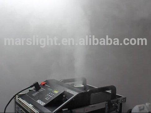 Marslite 600W Haze Machine Maslite MS-HZ600 Stage Fog Machine Series image3