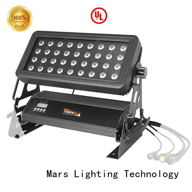 Marslite wall rgb wall washer led lights customized for bar