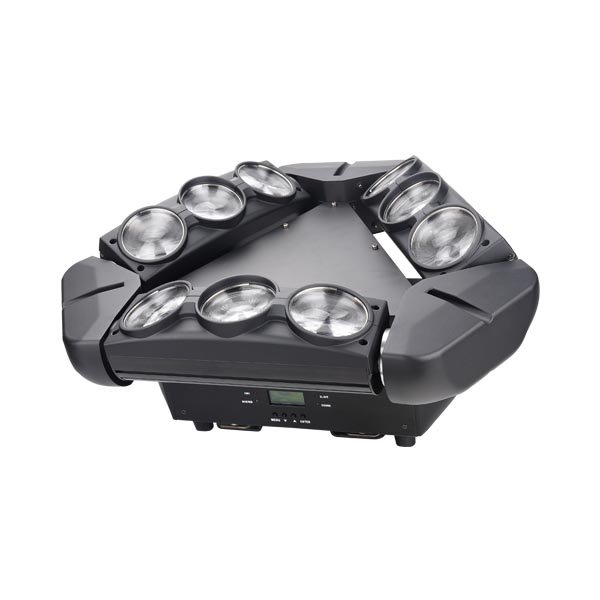 Marslite Three Sides LED Spider Moving Head Light MS-SP912 LED Moving Head Series image13