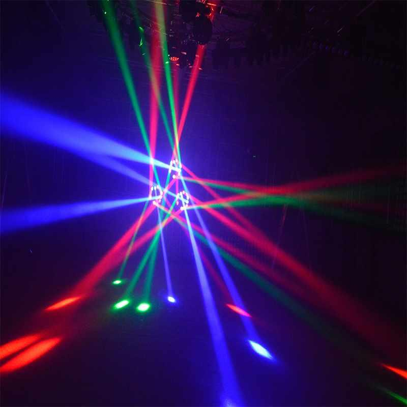 Three Sides LED Spider Moving Head Light MS-SP912