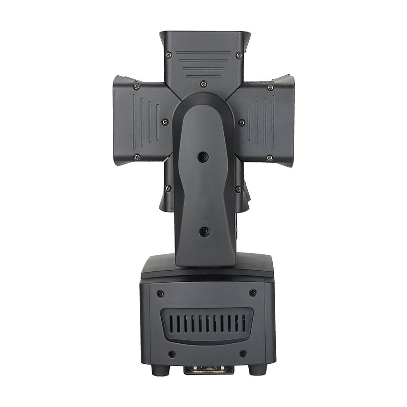 Marslite LED Hot Wheel Moving Head Light 8x10w RGBW 4in1 MS-MH810 LED Moving Head Series image12