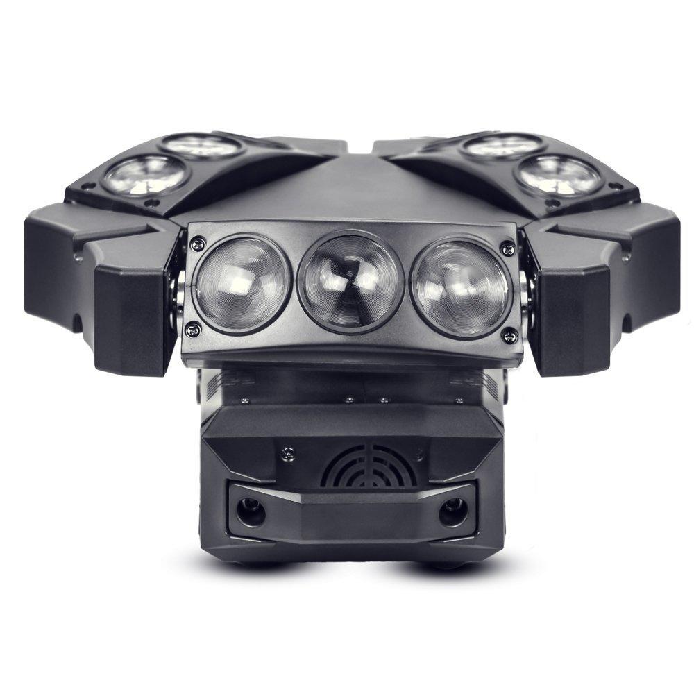 Mini Spider 9*12W RGBW 4in1 Moving Head Light MS-SP9M-FC