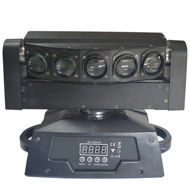 LED Moving Head Beam Light Maslite MS-MH5FC