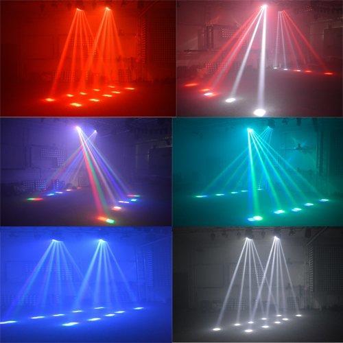 LED Moving Head Beam Light Maslite MS-MH5FC