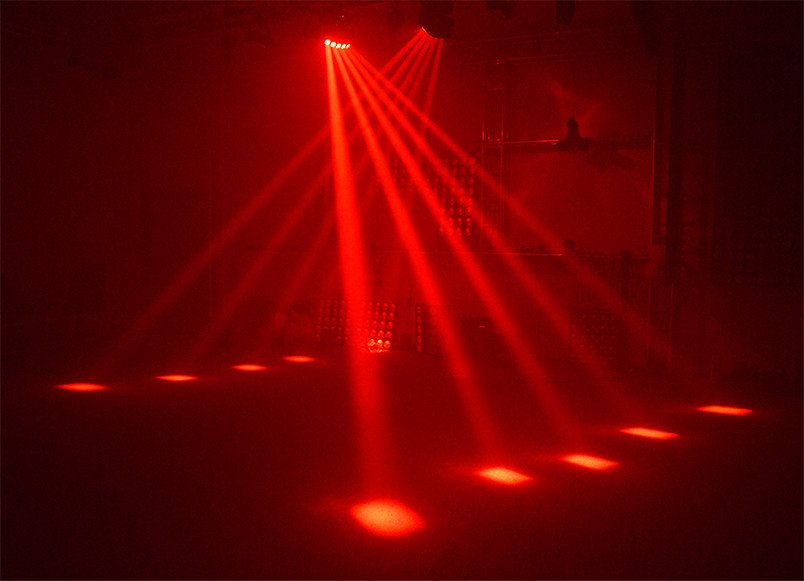 Marslite unlimited moving head wholesale for bar-4