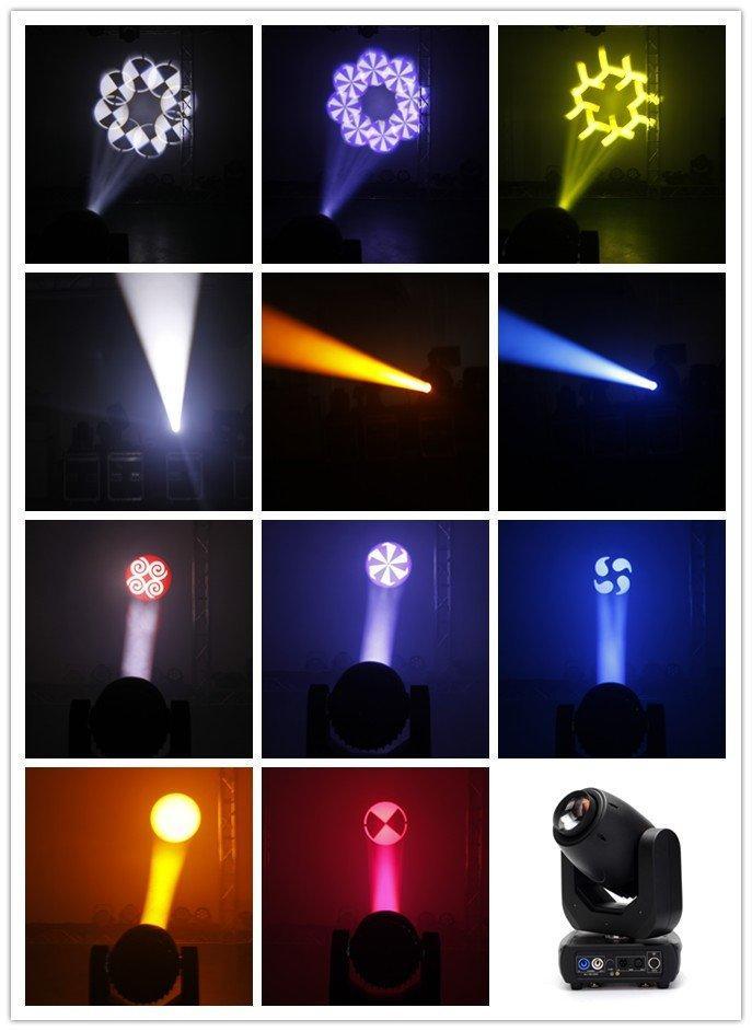 LED 150W Beam Moving Head Light MS-B150