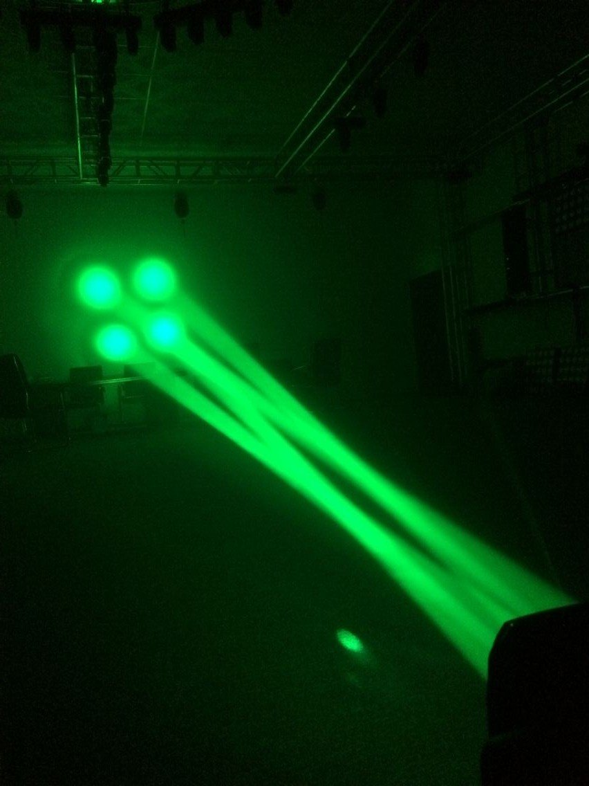 high quality led moving head disco light shooter customized for party-6