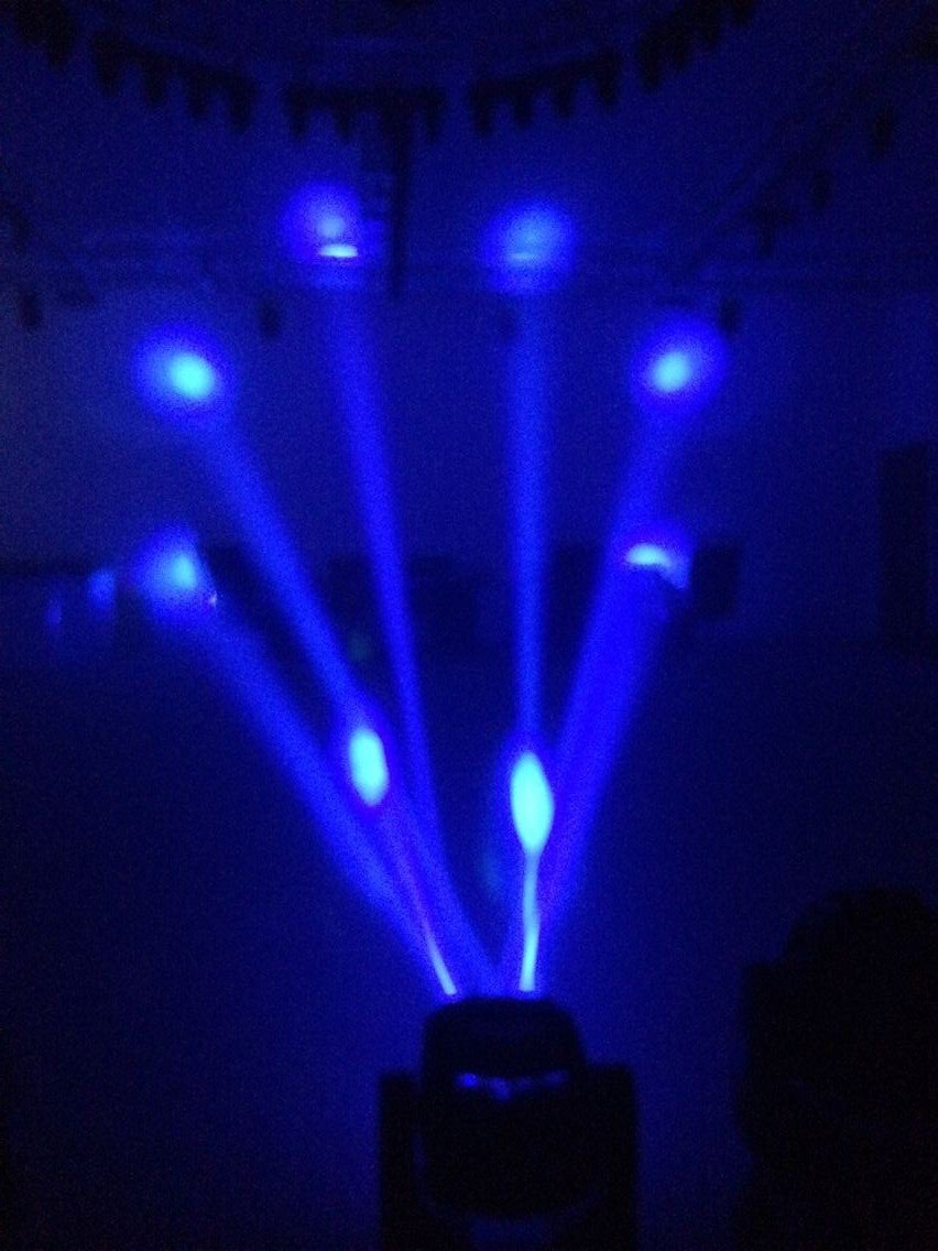 Marslite six moving led lights customized for party-7