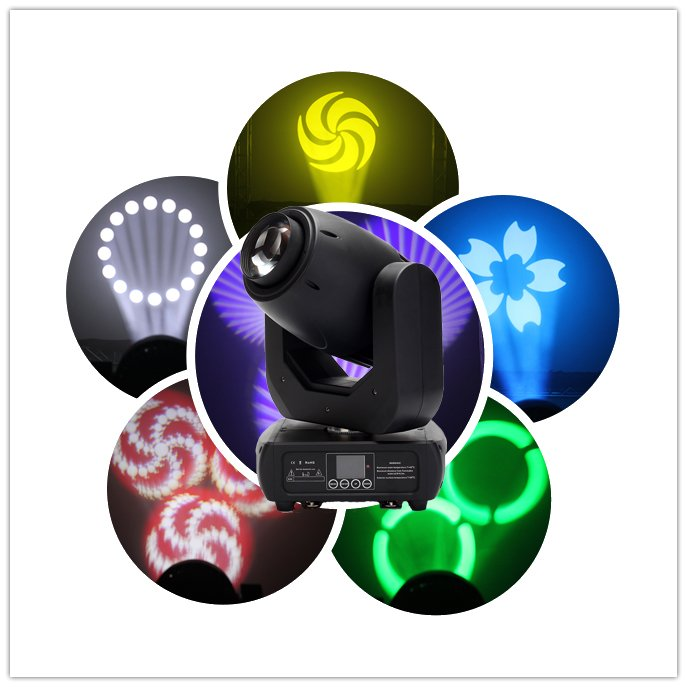 Marslite LED 150W Spot Moving Head Party Light MS-S150 LED Moving Head Series image7