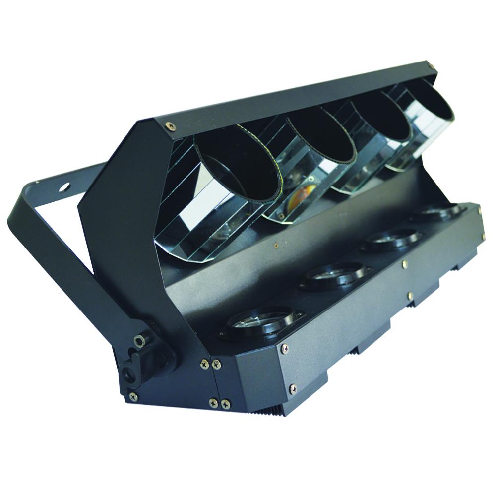 Marslite LED Roller Scanner Stage Light 4pcs 10W RGBW Single Color  MS-ZP40 S LED Effect Light Series image9