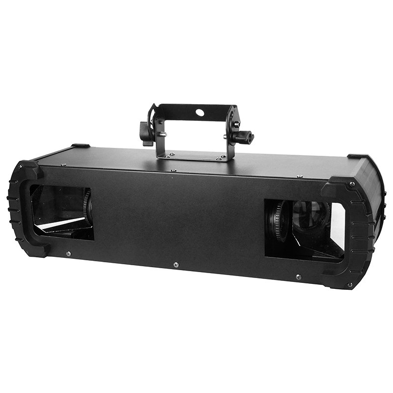 Marslite LED Double Scanner Light 2pcs RGBW 12W 4in1 MS-GB20 LED Effect Light Series image7