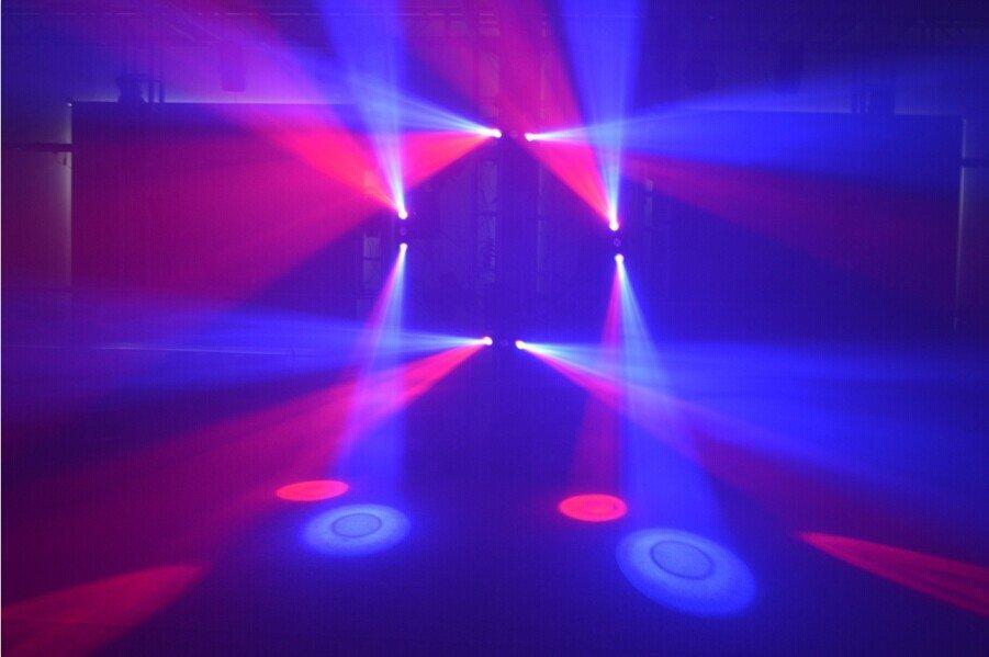 Hot professional led effect light laserstrobeled ball Marslite Brand