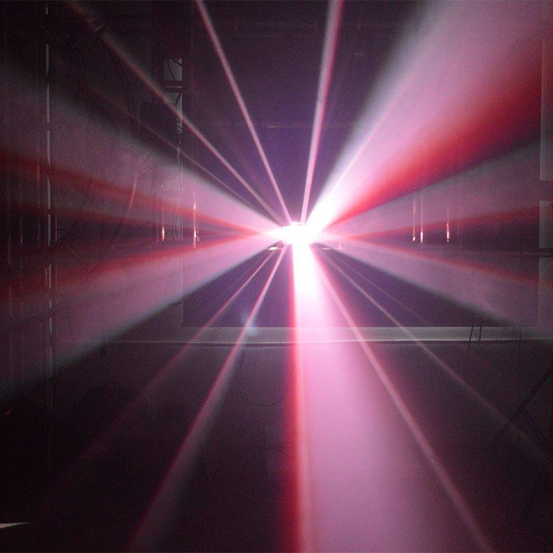 Marslite Super Mini LED Derby 2PCS RGBW 4IN1 10W MS-2026 LED Effect Light Series image3