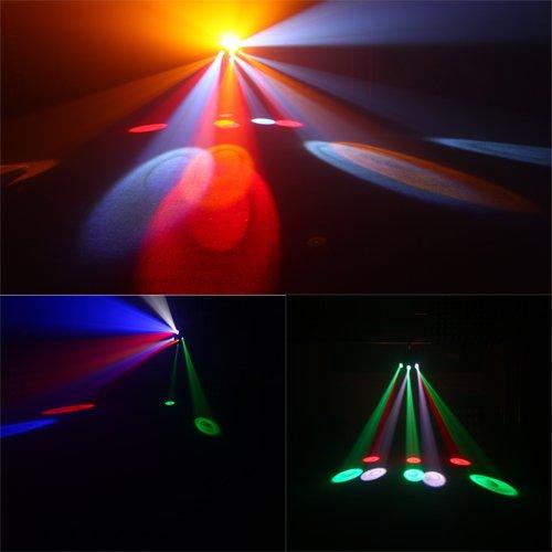 Marslite LED Super Coronal Wash Light RGBWA Single Color MS-515 LED Effect Light Series image1