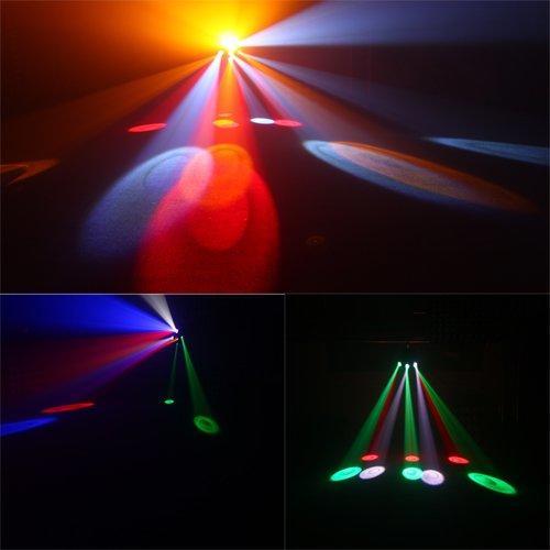 LED Super Coronal Wash Light RGBWA Single Color MS-515