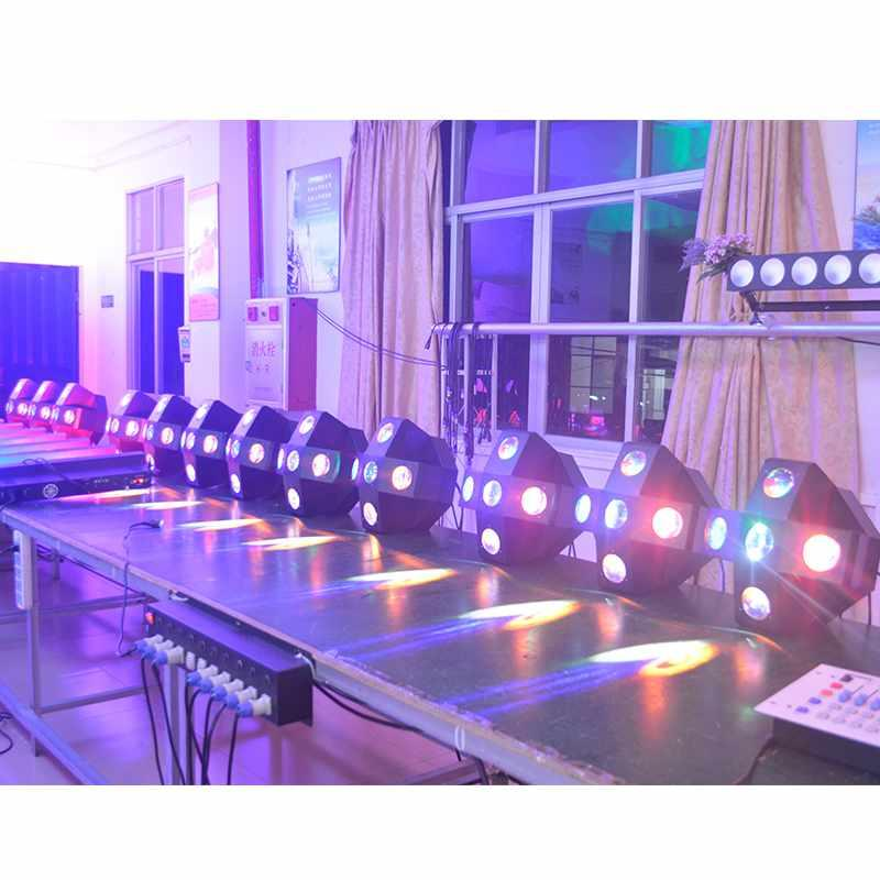 LED Super Coronal Wash Light RGBWA Single Color MS-515
