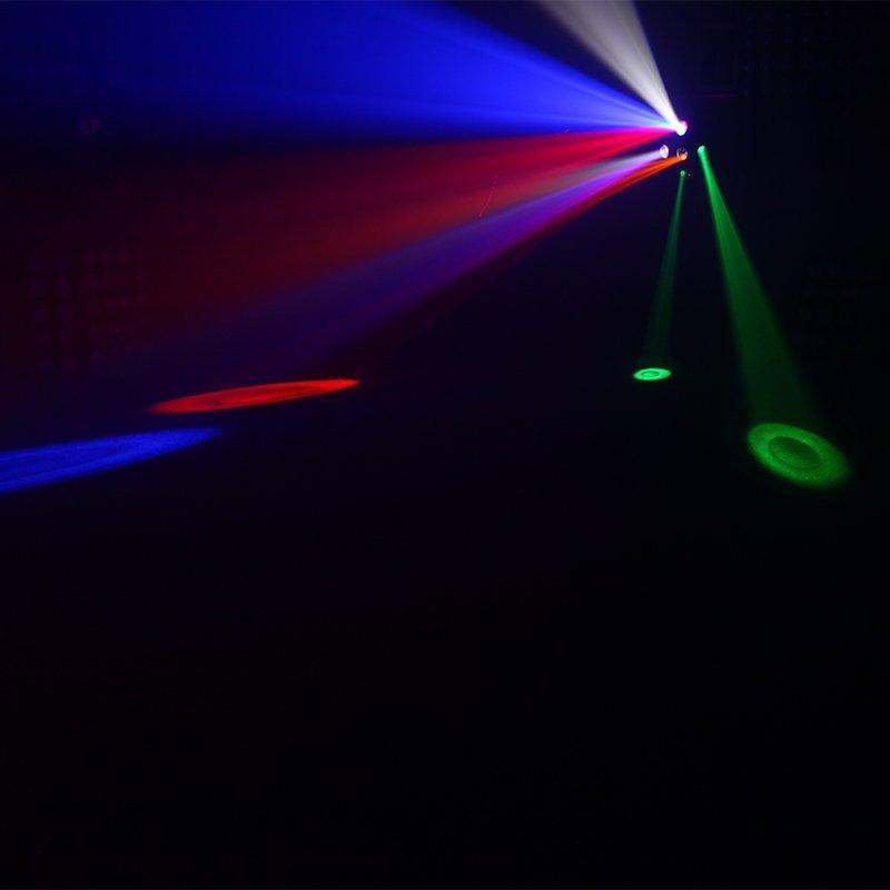 white scanner high quality led effect light Marslite