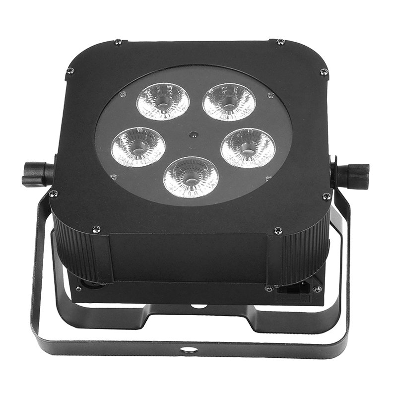Marslite Battery Wireless IR Remote Par Light  MS-CP56B LED Par Light Series image9