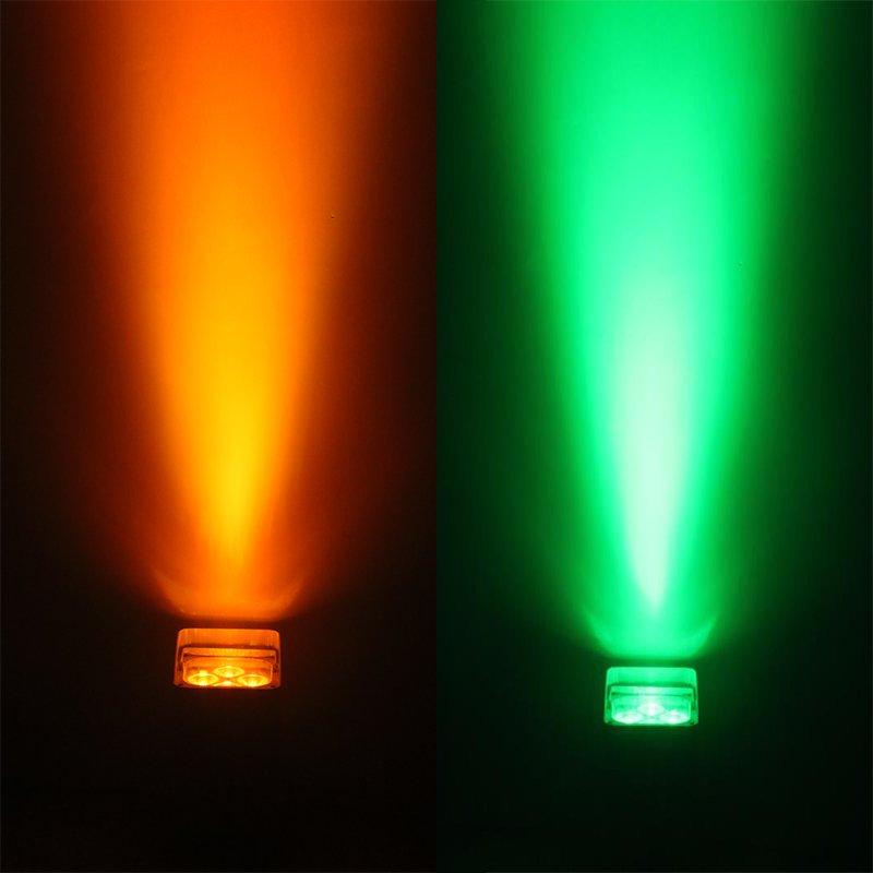 Marslite 4X18W RGBWAUV 6in1 LED Battery Par Light MS-CP46 LED Par Light Series image8