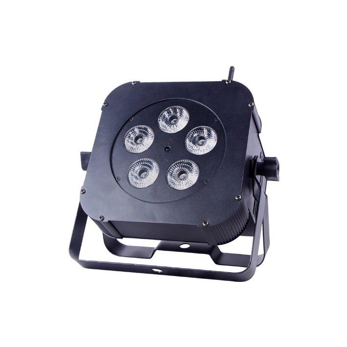 Marslite Battery IR Remote Par Light  MS-CP56B-2 LED Par Light Series image7