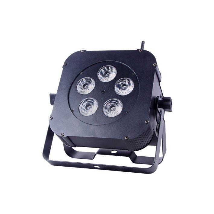 Battery IR Remote LED Par DJ Light For Stage Ddecoration MS-CP56B-2