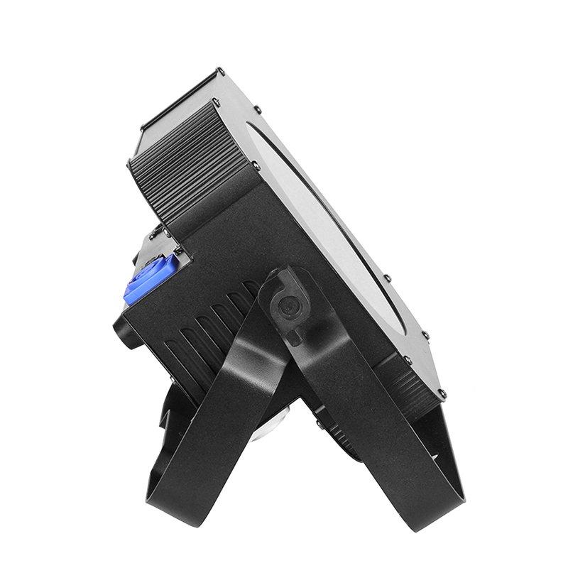 Marslite LED Flat Par Stage Light 5x18W RGBWAUV 6IN1 par light MS-CP56 LED Par Light Series image5