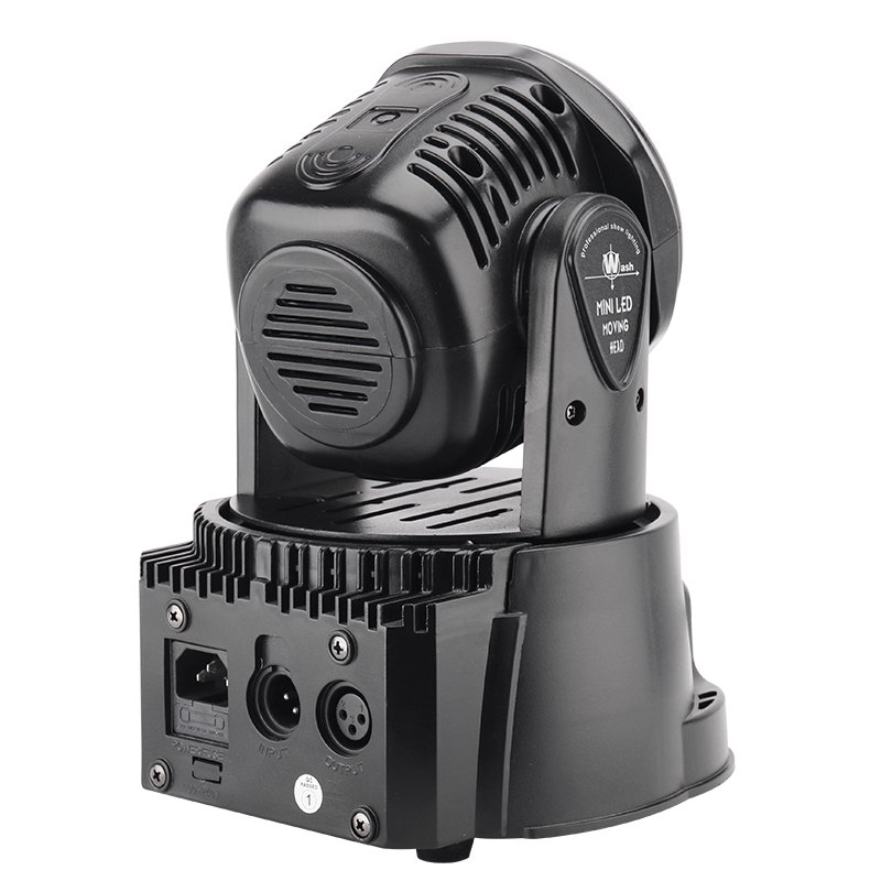 Marslite Mini 6in1 LED Moving Head Light 5X18W RGBWAUV MS-CM05 LED Moving Head Series image33