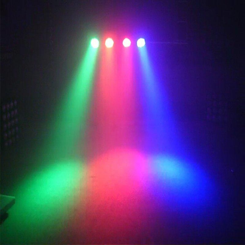 LED 4 Par System Bar Light For Stage DJ Equipment MS-402